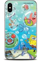 Capa Capinha Pers Samsung X Cover Pro Bob Esponja Cd 1509 - Tudo Celular Cases