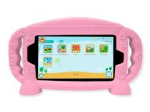 Capa Capinha Tablet Positivo Twist Tab T770 Tela 7 Polegadas Case Protetora Silicone Infantil - Extreme Cover