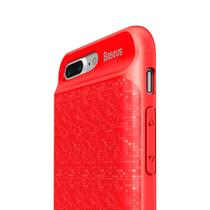 Capa Carregadora Baseus Plaid High Capacity 5000 mAh para iPhone 7 e 8