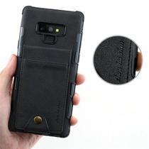 Capa Carteira 3.0 Samsung Galaxy S8 - Preto - Oem