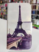 Capa Carteira Celular Motorola G3 Paris - Motomo