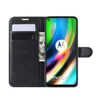 Capa Carteira Flip Antishock Porta Cartão Motorola Moto G9 Plus - DV