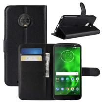 Capa Carteira Moto G6 Plus XT1926 - Cell case
