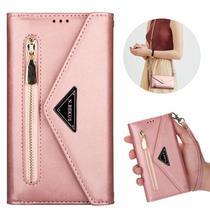 Capa Carteira Tifens Bekus Samsung Galaxy S20 FE  Rosa - Oem