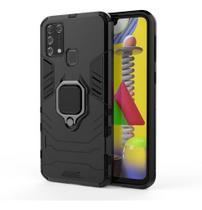 Capa Case Anti Impacto Anel Magnetico Samsung Galaxy M31 -