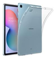 Capa Case Anti Shock Anti Queda para Tablet Samsung Galaxy Tab S6 Lite Tela 10.4 Polegadas P610 P615 - Transparente