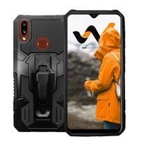 Capa Case Armor Magnética Clip Anti Impacto  Para Samsung Galaxy A10s e  M10s -