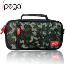 Capa Case Camuflagem Bolsa Acessórios Para Nintendo Switch e Switch Lite - Ipega