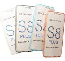 Capa Case Capinha 360 Galaxy S8 Plus G955 Transparente - Sansung