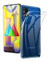 Capa Case Capinha Anti Impacto Samsung Galaxy M31 - Hrebos