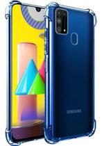 Capa Case Capinha Anti Impacto Samsung Galaxy M31 - Yellow Lens