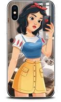 Capa Case Capinha Personalizada Samsung X Cover Pro Princesas- Cód. 1317 - Tudo Celular Cases