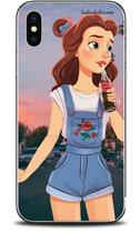 Capa Case Capinha Personalizada Samsung X Cover Pro Princesas- Cód. 1318 - Tudo Celular Cases