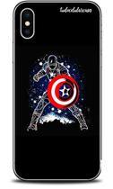 Capa Case Capinha Personalizada Samsung X Cover Pro Super Herói- Cód. 975 - Tudo Celular Cases