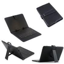 Capa case com teclado para tablet Samsung Galaxy tab A8 T290 - Fam