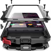Capa Case Galaxy Note 10 Plus + tela 6.8 Anti Shock Impacto Armadura Metal Prova Resistente Proteção - Global Capas