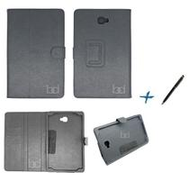 Capa Case Galaxy Tab A Note - 10.1 T580 Carteira / Caneta Touch (Preto) - Bd Cases