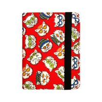Capa Case Kindle Paperwhite 7th 2016 (on/off) - Cats - Ksk Cases