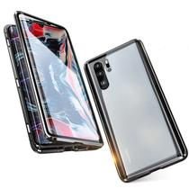 Capa Case Magnética Blindada Huawei P30 Lite - Preto - Oem