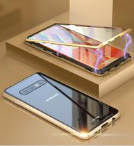 Capa Case Magnética Blindada Samsung Galaxy Note 9 - Roxo - Oem