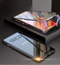 Capa Case Magnética Blindada Samsung Galaxy S10e - Vermelho - Oem