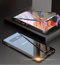 Capa Case Magnética Blindada Samsung Galaxy S9 Plus - Vermelho - Oem