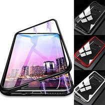 Capa Case Magnética para Samsung Galaxy S10 Plus + Película de Silicone Frontal. - New Case