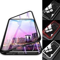 Capa Case Magnética Samsung Galaxy S10 SM-G973F  + Película de Silicone Frontal - New Case