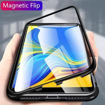 Capa Case Magnética Samsung Galaxy S10 SM-G973F  + Película Frontal de Silicone - Ming Case