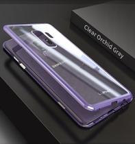 Capa Case Magnético Anti Impacto Samsung Galaxy Note 8 - Preto - Oem