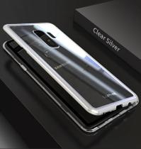 Capa Case Magnético Anti Impacto Samsung Galaxy S9 - Azul - Oem