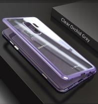 Capa Case Magnético Anti Impacto Samsung Galaxy S9 Plus - Azul - Oem