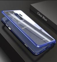 Capa Case Magnético Anti Impacto Samsung Galaxy S9 Plus - Roxo - Oem