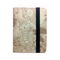 Capa Case Novo Kindle (básico) 10ª Geração Auto Hibernação - Moto Branca - Ksk Cases