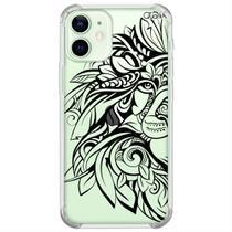 Capa case para iphone 12 mini (0791) leão judá 4 - Quarkcase