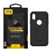 Capa Case para iPhone X Xs Otter Box Defender Rugged Protection Anti Impacto