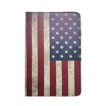 Capa Case para Tablet de 7 Polegadas Universal Bandeira Estados Unidos - Ukimix