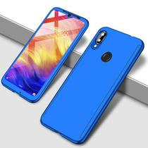 Capa Case Proteção 360 Samsung Galaxy A20 - Azul - Oem