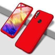 Capa Case Proteção 360 Samsung Galaxy A50 - Vermelho - Oem