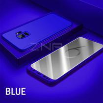 Capa Case Proteção 360 Samsung Galaxy S10 Plus - Azul - Oem