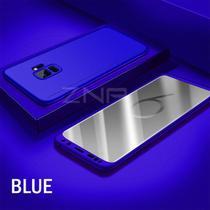 Capa Case Proteção 360 Samsung Galaxy S9 - Azul - Oem
