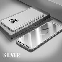 Capa Case Proteção 360 Samsung Galaxy S9 Plus - Prata - Oem