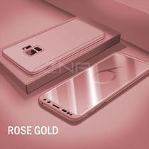 Capa Case Proteção 360 Samsung Galaxy S9 Plus - Rosa - Oem