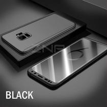 Capa Case Proteção 360 Samsung Galaxy S9 - Preto - Oem