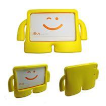 Capa Case Protetor Infantil Anti-Choque/Impacto Ipad Mini 2/3 (Amarelo) - S/M