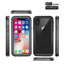 Capa Case Prova D Água Original Iphone X OU XS Redpepper 10 WATERPROOF - Redpepper case