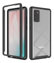 Capa Case Samsung Galaxy S20 (6.2) Hibrida Bumper Antichoque - Prumya