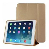 "Capa Case Smart Premium Ipad Air 3 10.5"" Dourada A2152 A2123 A2153 - Lucky"