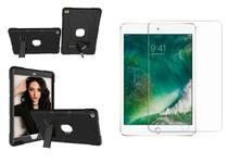 Capa Case Tablet Anti shock para iPad de 7 ª e 8ª geração 10.2 + Película de Vidro -