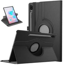 Capa Case Tablet Samsung Galaxy Tab S6 Tela 10.5 2019 T860 T865 Giratória Executiva - Fam
